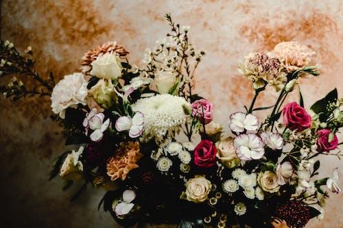 Foto d'estoc gratuïta de amor, arranjament floral, boda