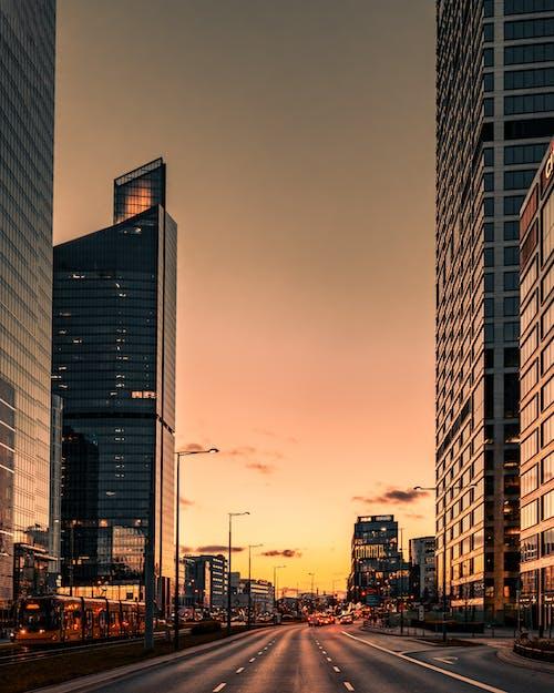 Kostenloses Stock Foto zu architektur, beleuchtung, bunt