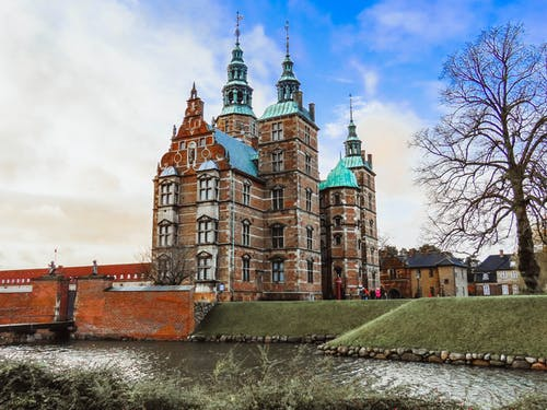 Free stock photo of castle, copenhagen, denmark