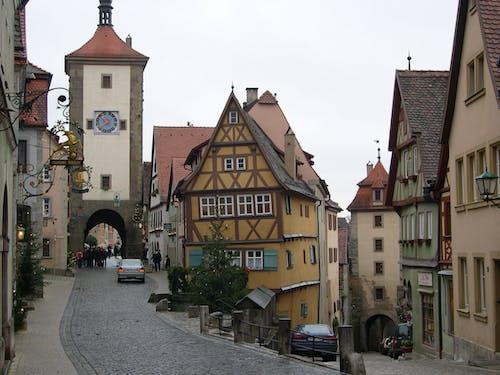 Free stock photo of architecture, germany, rothenburg