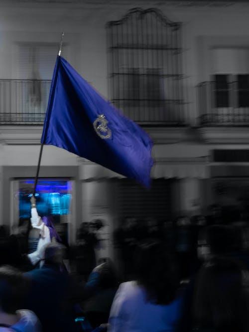 Fotos de stock gratuitas de azul, azul celeste, bandera, banderas