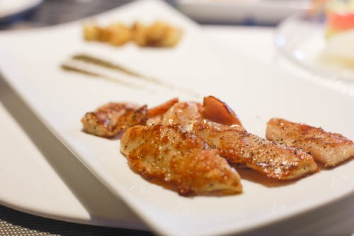 Gratis lagerfoto af kød, kylling, middag