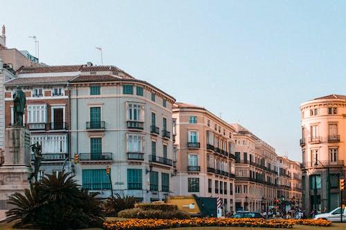 アパート, シティ, スペイン, センターの無料の写真素材