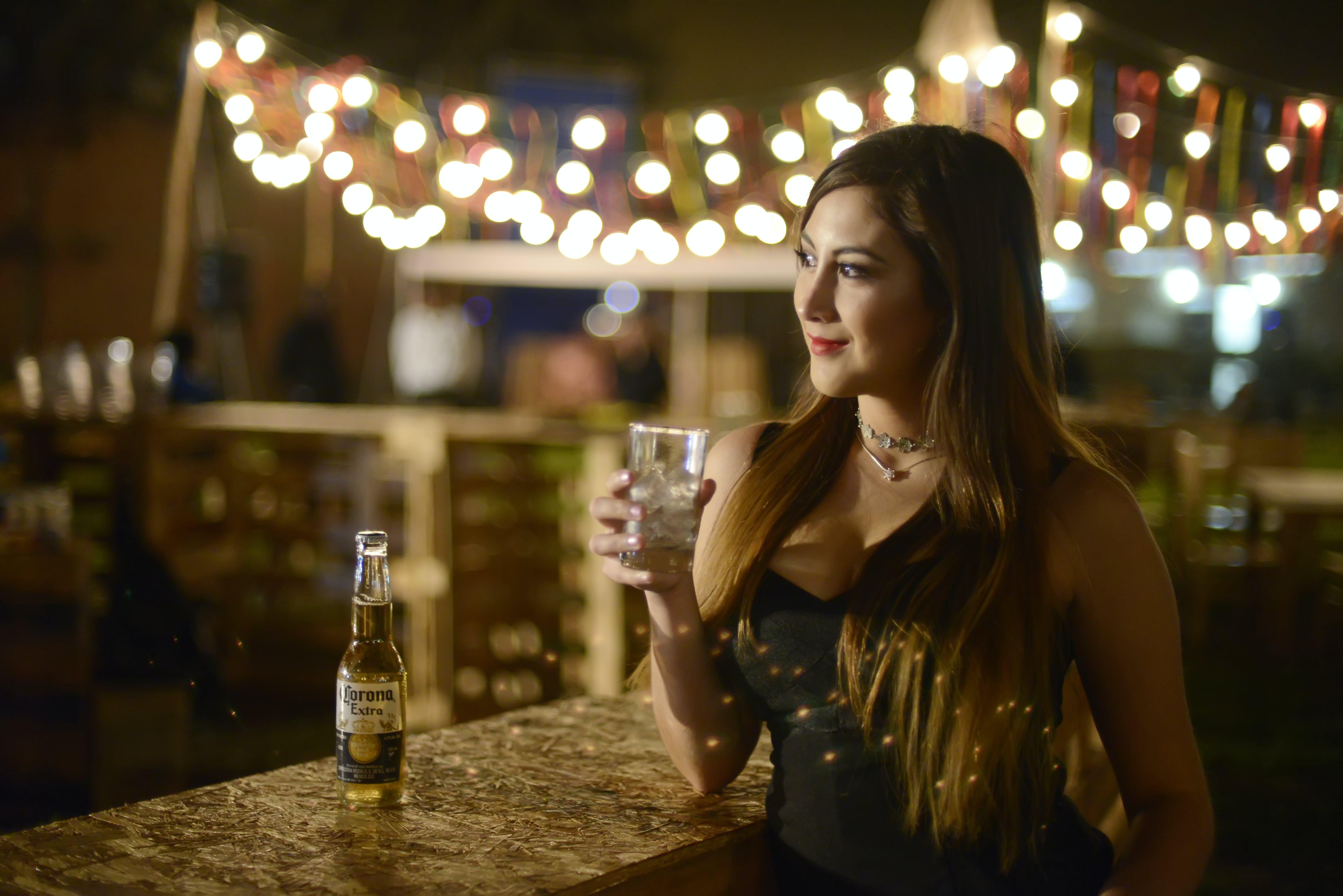 Free stock photo of corona, nigth, party