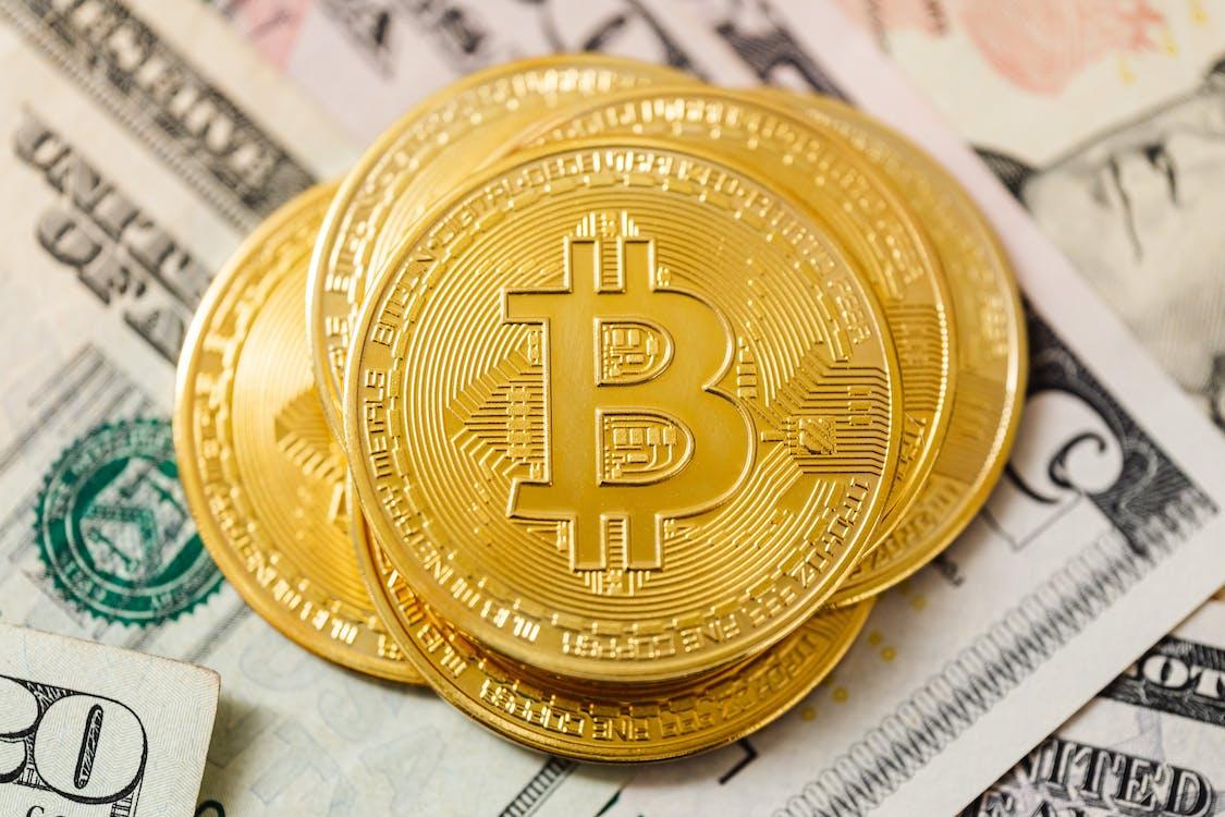 Kostenloses Stock Foto zu bank, bezahlen, bitcoin