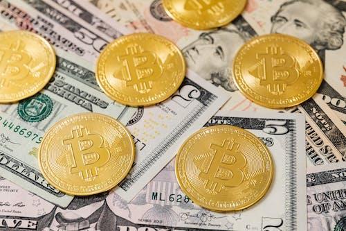 お金, ゴールド, デジタル資産, デジタル通貨の無料の写真素材