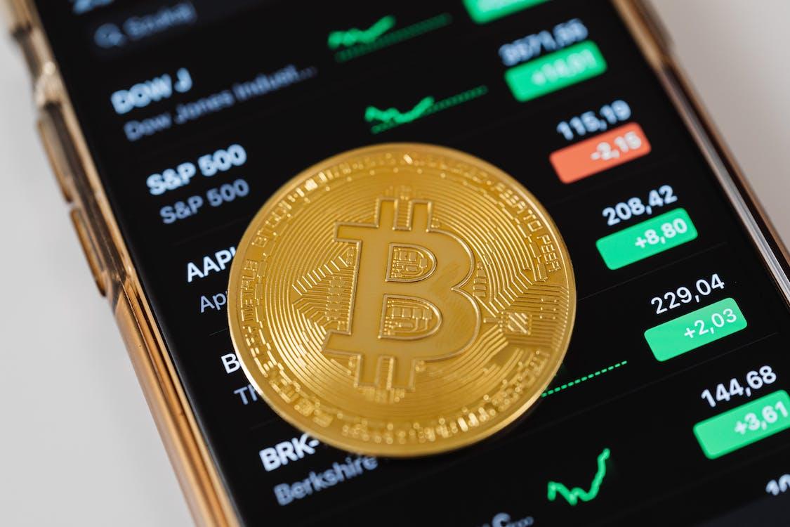 Fotos de stock gratuitas de activo, activo digital, bitcoin
