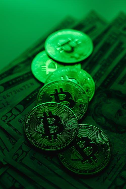 お金, シンボル, デジタル資産, デジタル通貨の無料の写真素材