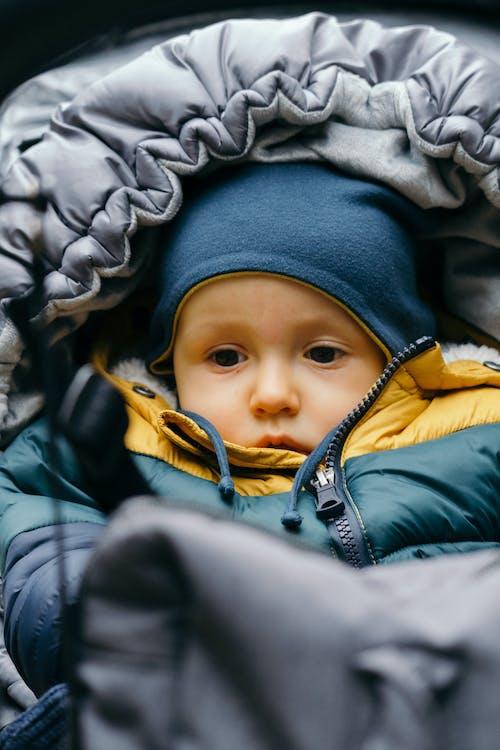 Gratis stockfoto met baby, baby'tje, buiten