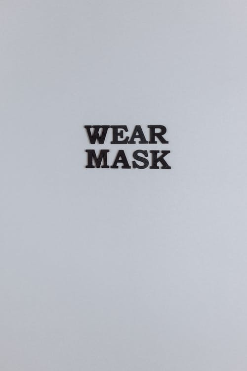 Gratis arkivbilde med bære maske, bilde, bokstaver