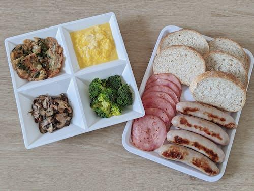 Free stock photo of breakfast, brekkie, broccoli