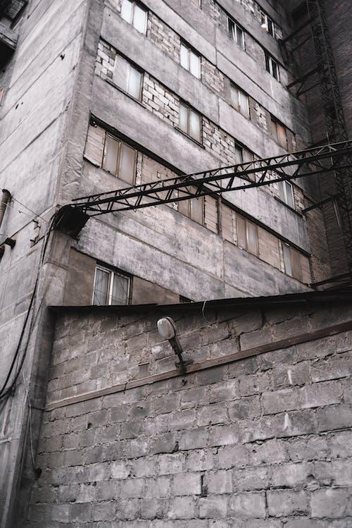 Imagine de stoc gratuită din abandonat, arhitectură, beton, cămin