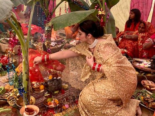 Free stock photo of bihar, chath, chhath