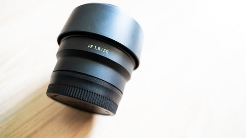 Free stock photo of camera lens, lens, lens cap