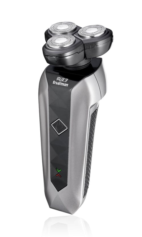 Gray and Black Beard Trimmer