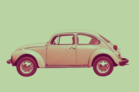 Free stock photo of car, vintage, color, old
