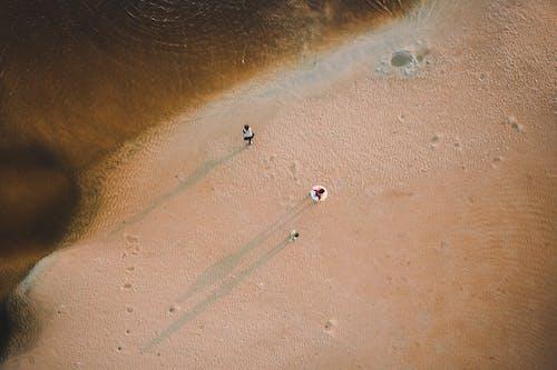 Immagine gratuita di acqua, aereo, altezza