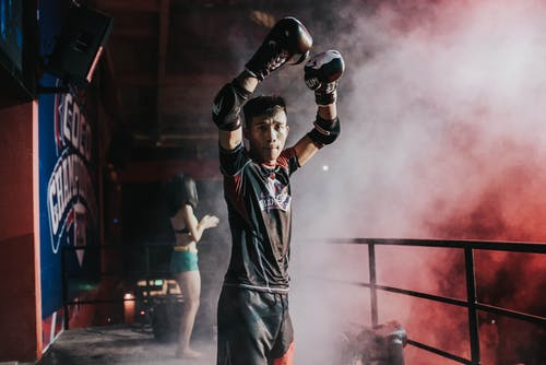 Foto profissional grátis de adulto, atleta, batalha, boxe