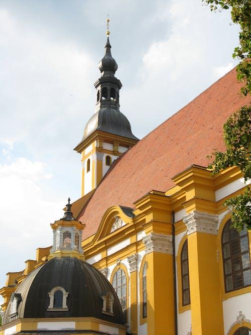 Free stock photo of cloister church monestry