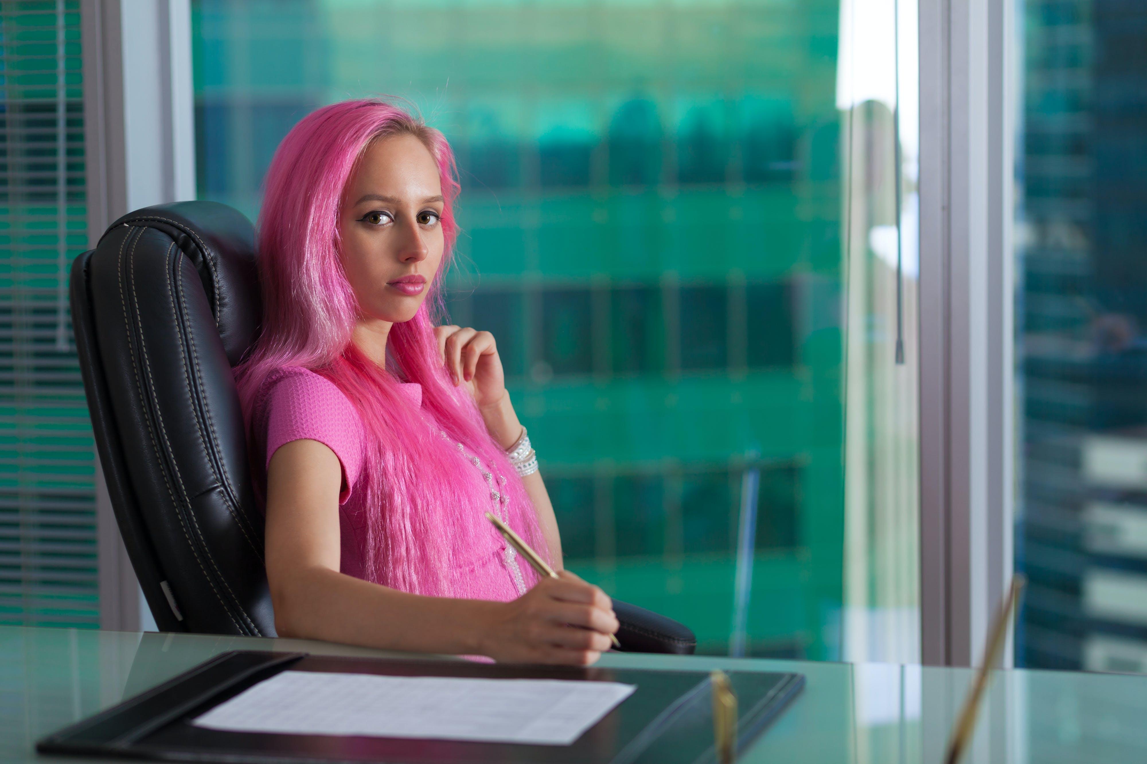 Free stock photo of boss, business, business woman, city