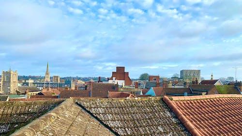 Free stock photo of city skyline, city view