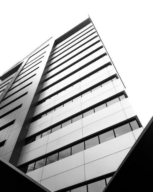 bakış açısı, bina, çağdaş, cam içeren Ücretsiz stok fotoğraf