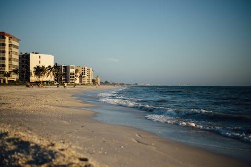 Gratis stockfoto met golven, h2o, hemel, oceaan