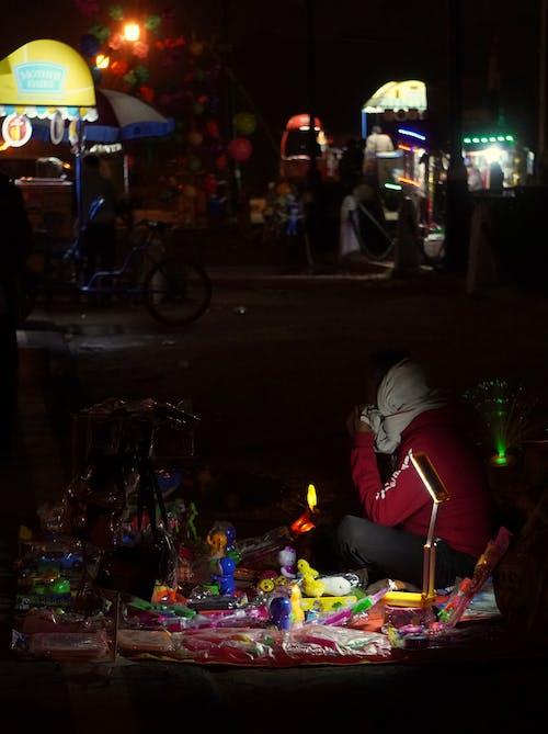 Free stock photo of city, city at night, City Street