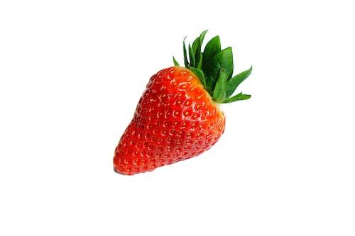 Foto profissional grátis de alimento, close, fruta, morango