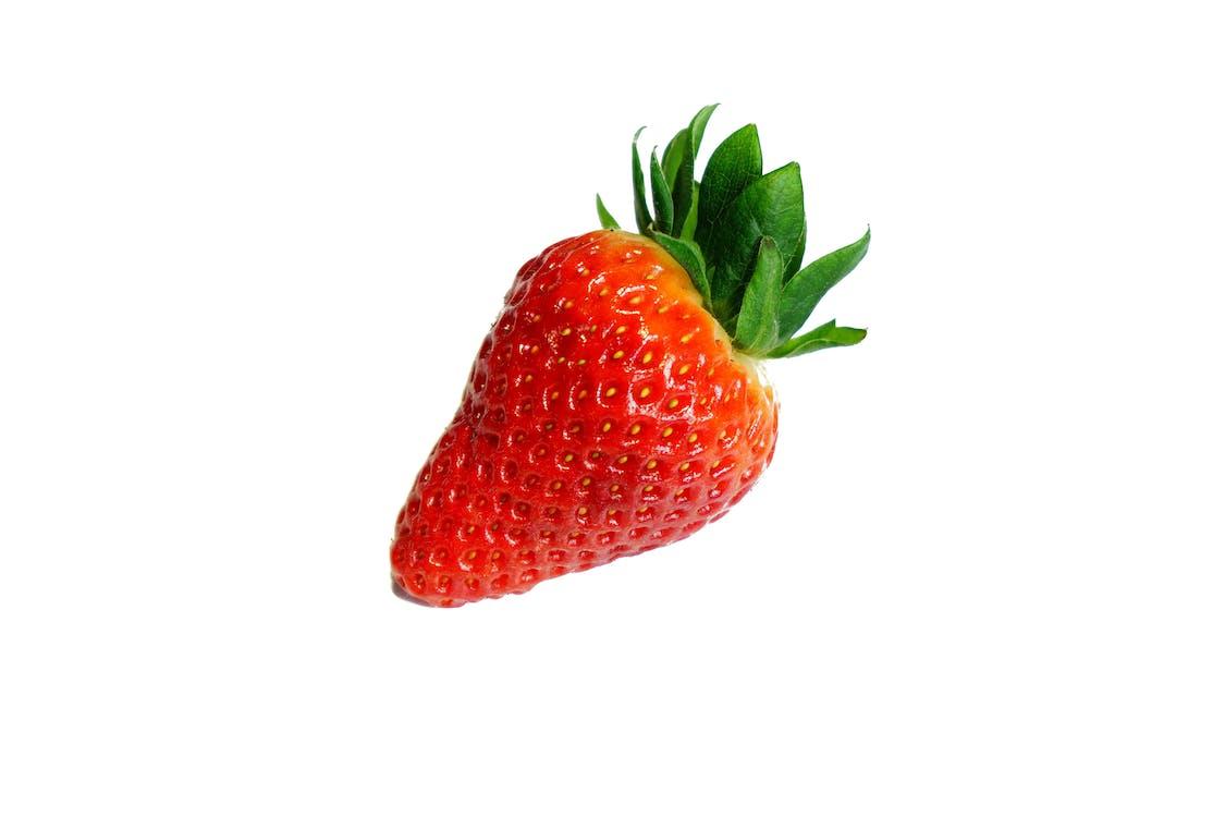 ผลไม้, สตรอเบอร์รี่, สีแดง