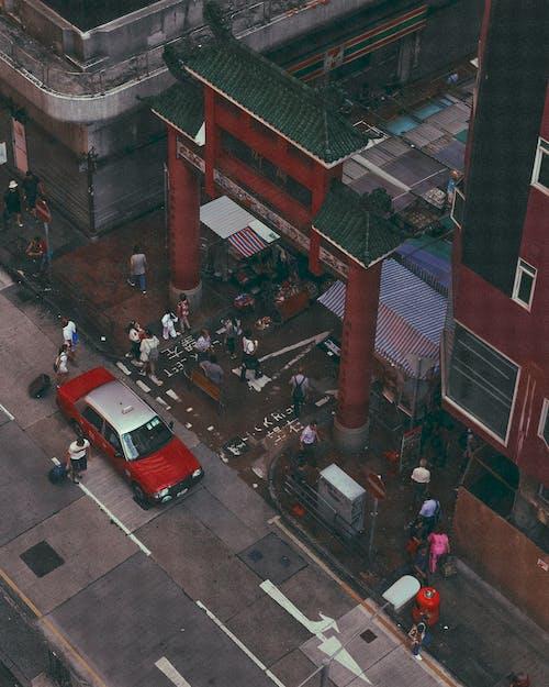 คลังภาพถ่ายฟรี ของ รถแท็กซี่