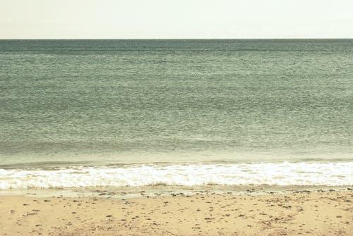 Free stock photo of beach, calm sea, cornwall