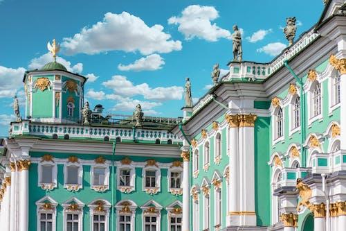 Бесплатное стоковое фото с архитектура, Архитектурное проектирование, барокко