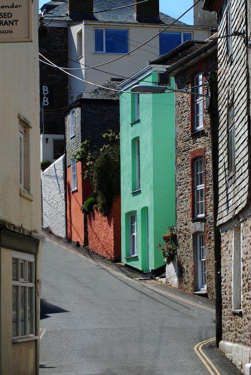 Free stock photo of cornwall, fishing village, mevagissey