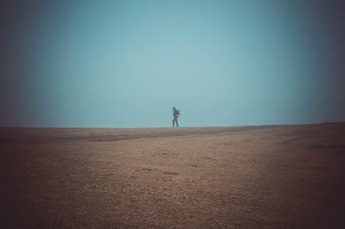 Free stock photo of alone, beautiful nature, mountain travel