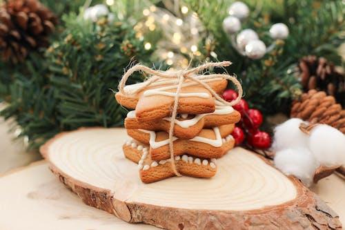 Photos gratuites de aliments, attaché, biscuits