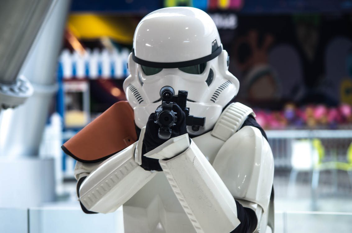 Free stock photo of dark, force, imperial