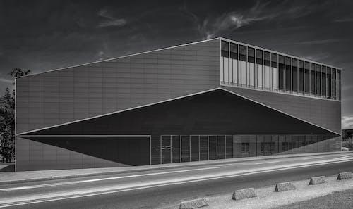 Gratis arkivbilde med arkitektur, bygning, futuristisk, moderne