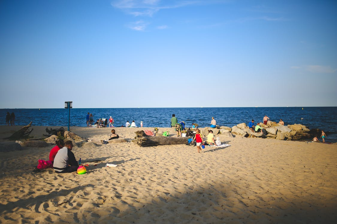 Ba Lan, baltic, biển