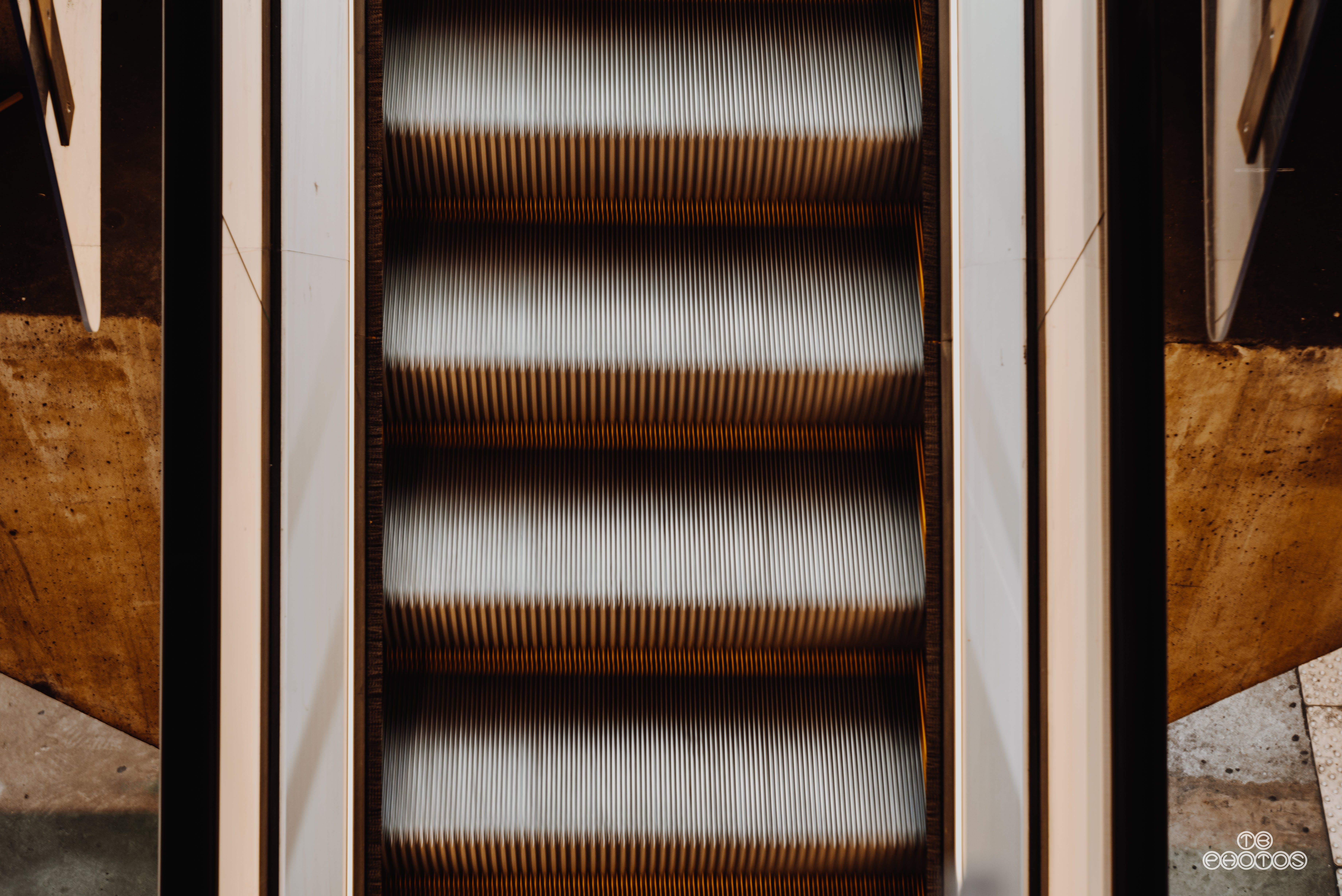 Free stock photo of escalator, stairs