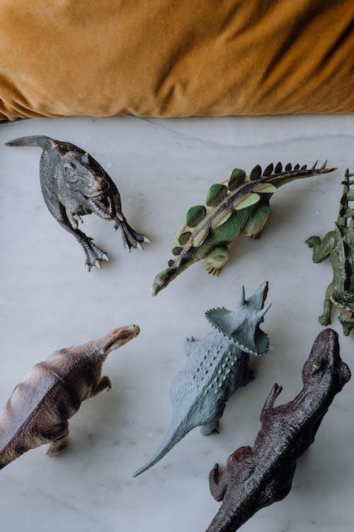 Zwart En Groen Dragon Head Wall Decor