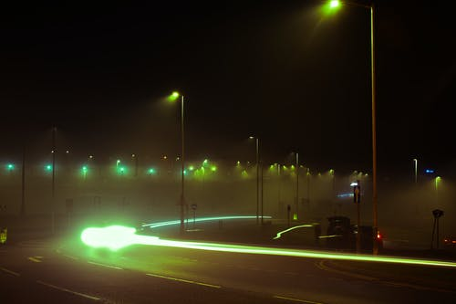 Time-Lapse Photography of Cars on Road during Night Time