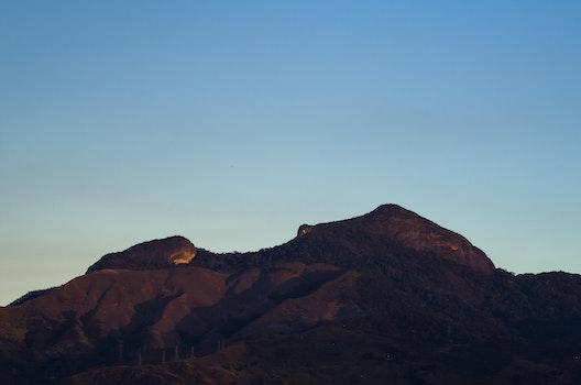 Free stock photo of landscape, nature, sunset, summer