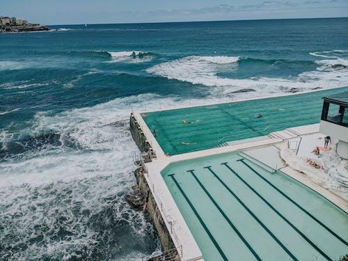 Gratis lagerfoto af afslapning, Australien, blå, bølge