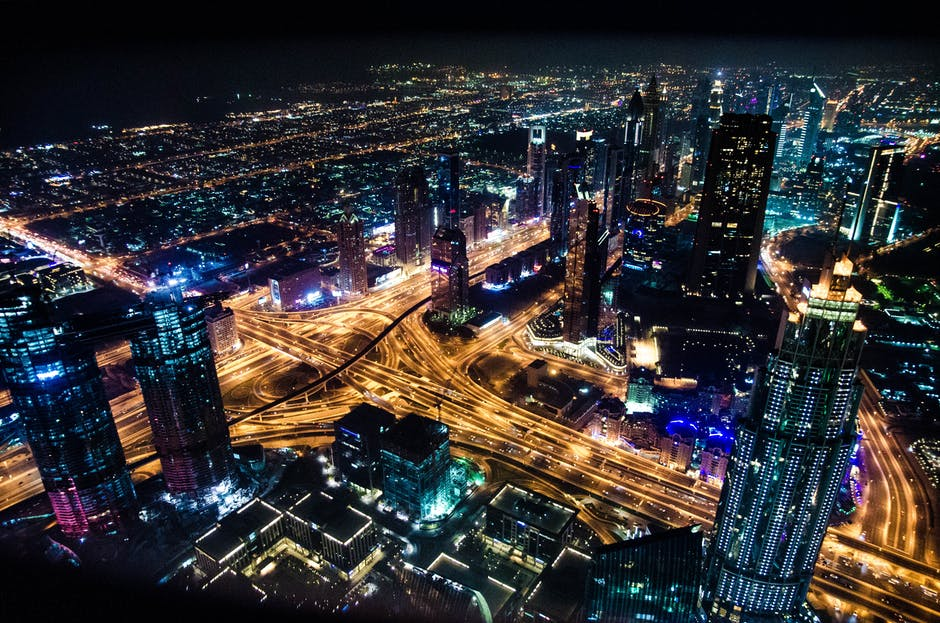 Timelapse Cityscape Photography during Night Time