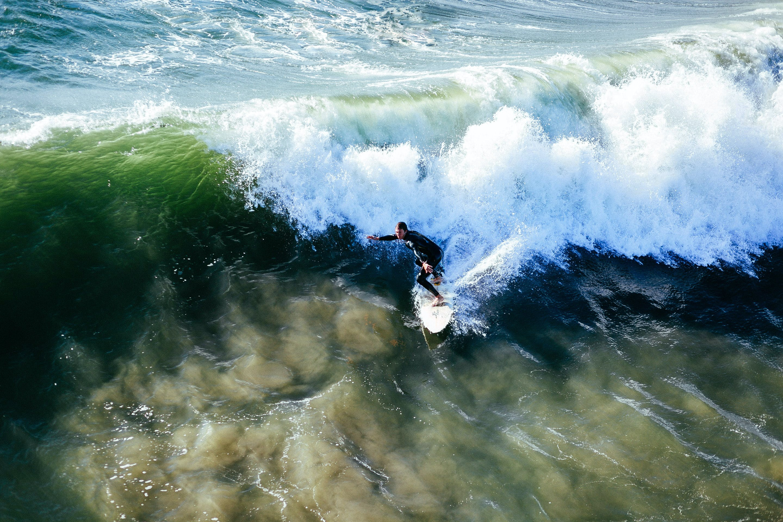 Free stock photo of art, beach, california, huntington