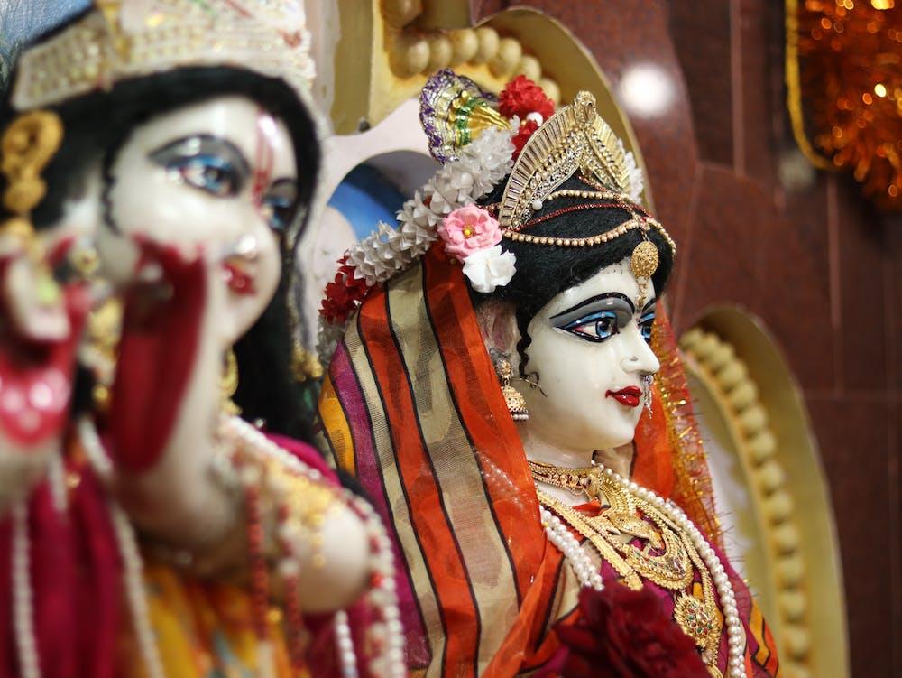 Lord Krishna @pexels.com