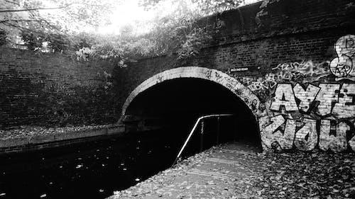 Kostenloses Stock Foto zu brücke, kanal, london, unter der brücke