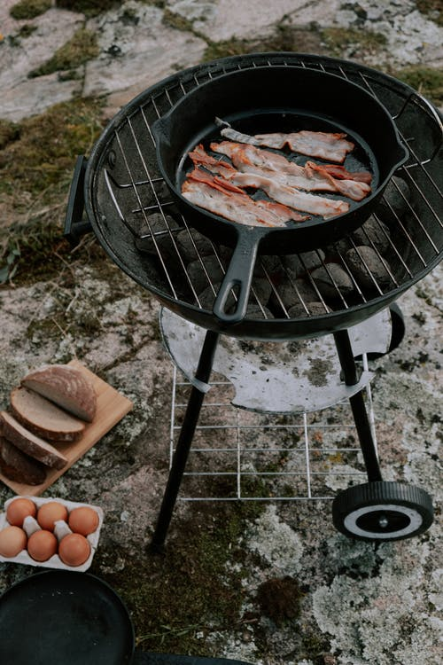 Foto stok gratis alam, alat barbecue, alat barbekyu