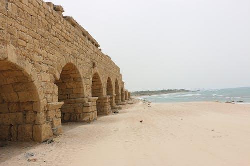 Free stock photo of aqueduct, cesaria